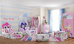 Дитяча кімната «Little Pony»