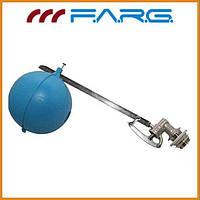 """Клапан поплавковый F.A.R.G 5/4"""" с пластиковым шаром"""
