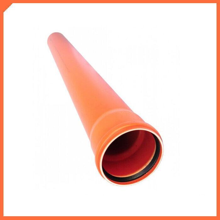 Труба рыжая ИНСТАЛ-ПЛАСТ 160х3.2х1.0м