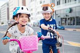 Детские шлемы(3-8 лет)