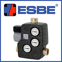 Термосмесительный узел ESBE LTC 141 1 1/4''c насосом WILO (до 50кВт)