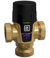 """3-ходовой смесительный клапан LK Armatur LK 551 HydroMix 1/2"""" 35-65°С 181616"""