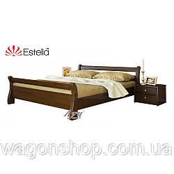 Деревянная Кровать Диана щит Бук тм Estella 80х190