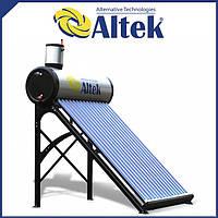 Безнапорная термосифонная система с напорным теплообменником ALTEK SP-C-24