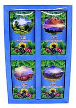 Подарочный набор вкусного Карпатского, витаминного чая из трав, Натуральный травяной фиточай, фото 2