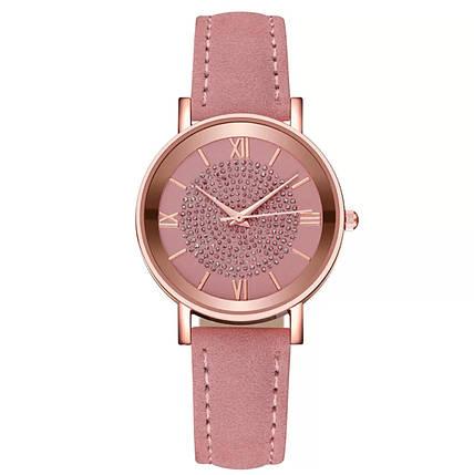 Часы женские нежный цвет, фото 2