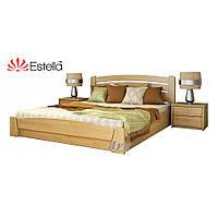 Деревянная Кровать Селена Аури щит Бук тм Estella 120х200