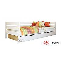 Деревянная Кровать Нота щит Бук тм Estella 80х190