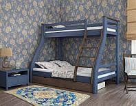 Кровать 2-х яр Аляска 80\120*200см