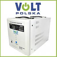 Преобразователь напряжения VOLT POLSKA SinusPRO 1000E (АКБ до 190А)
