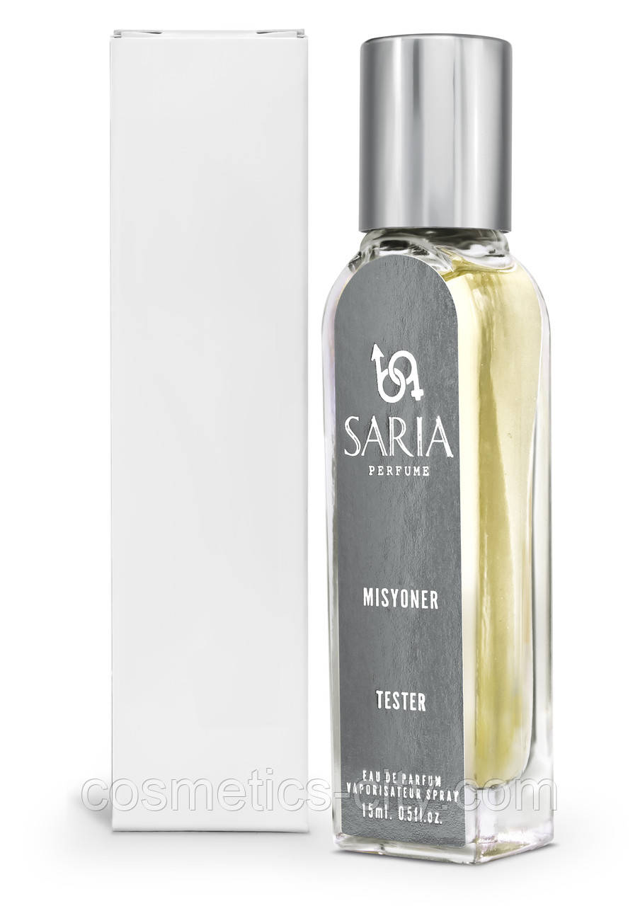 Тестер чоловічий Saria Misyoner (аналог Penhaligon's Monsieur Beauregard), 15 ml.