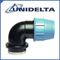 """Колено Unidelta 90° 50х6/4"""" внутр."""