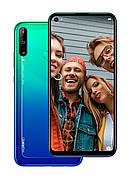 Смартфон Huawei P40 Lite e 4/64GB Aurora Blue (Синий градиент)