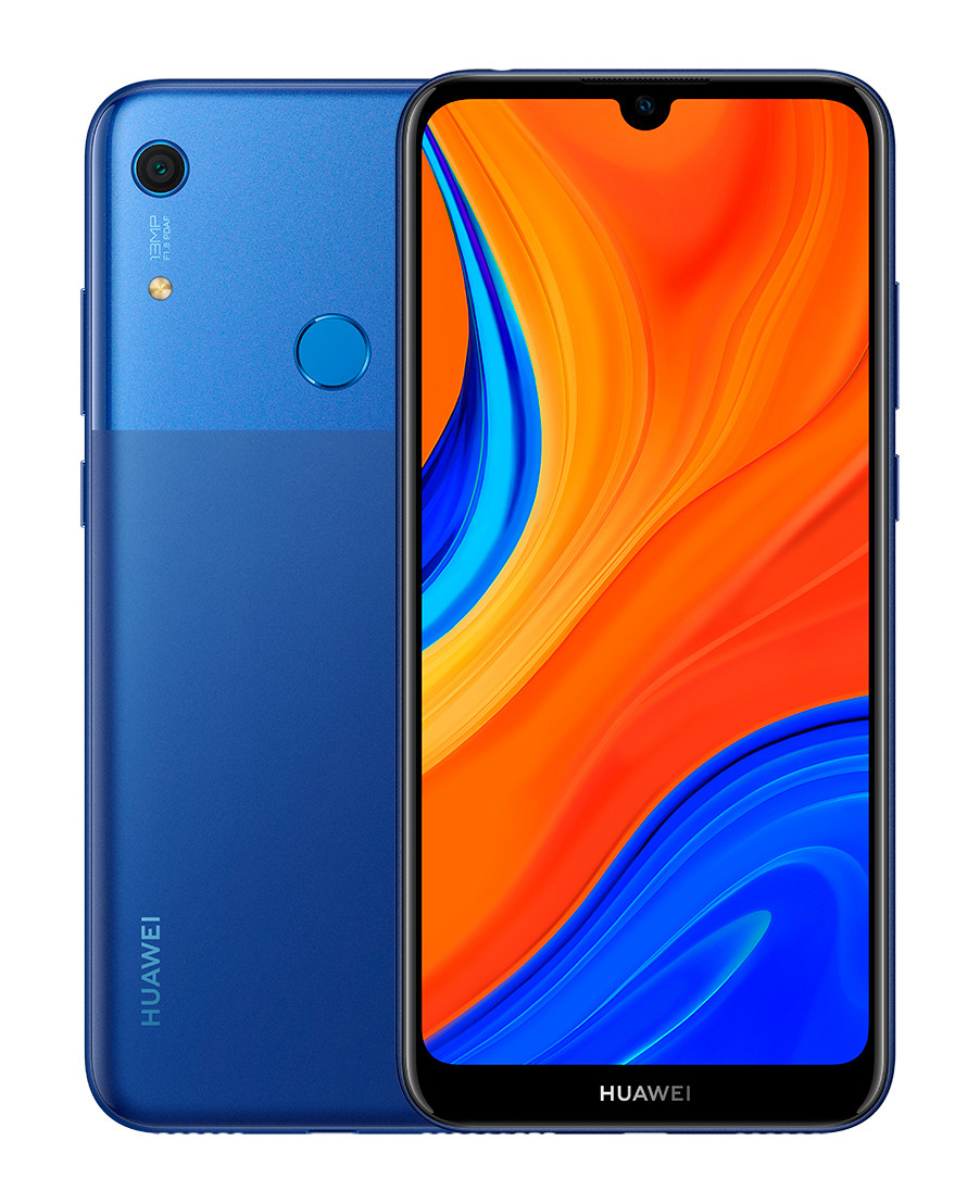 Смартфон Huawei Y6s 3/32GB Orchid Blue (Синій)