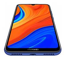 Смартфон Huawei Y6s 3/32GB Orchid Blue (Синій), фото 3