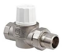 """Клапан термостатический повышенной пропускной способности прямой VALTEC (VT.034) 3/4"""""""