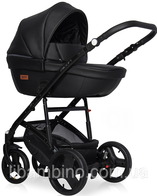Дитяча універсальна коляска 2 в 1 Riko Aicon Ecco 01