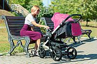 Прогулочные коляски с механизмом складывания трость или книжка, что купить?