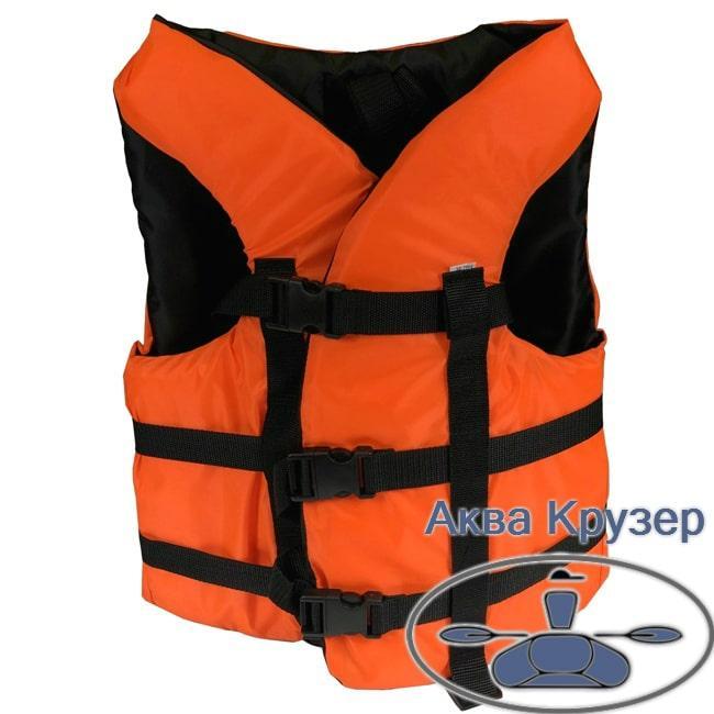 Жилети 100-120 кг страхувальні(спасателные) помаранчеві універсальні для дорослих, сертифіковані