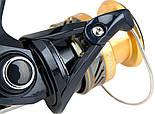 Котушка Shimano Nasci C5000 FB XG 4+1BB, фото 4