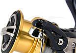 Котушка Shimano Nasci C5000 FB XG 4+1BB, фото 6