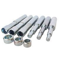 Набор для монтажа/демонтажа втулок направляющих клапанов (7, 8, 9мм) и монтажа сальников 9 ед. (ХЗСО) KVS0901
