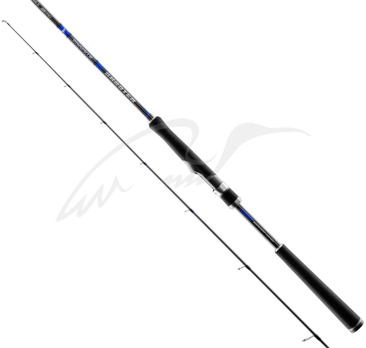 Спінінг Favorite SW Shooter SSH-862M 2.62 m 7-28g PE #0.8-1.5 Fast