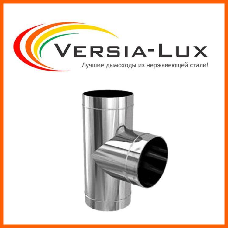 Тройник VERSIA-LUX Ø300х90° (1.0мм)
