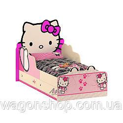 Кровать «Хелло Китти»