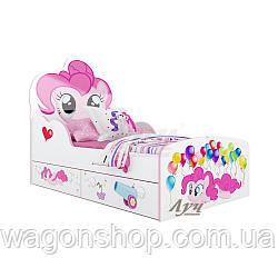 Ліжко «Little Pony» Пінкі Пай