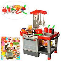 Детский игровой набор Кухня 011 Bambi, звук, свет