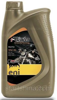 ENI i-Ride Moto 10W-40 (1л) Мотоциклетное моторное масло