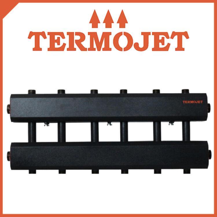 Коллектор TERMOJET СК-372.125 в изоляции