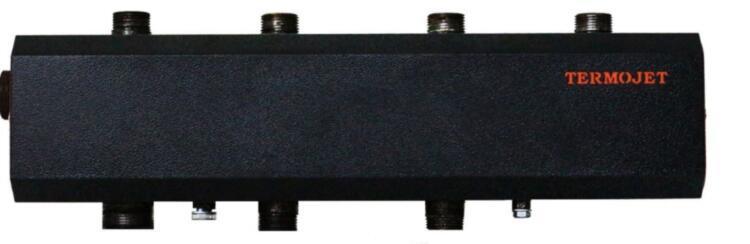 Коллектор однобалочный TERMOJET СК-292.125 в изоляции