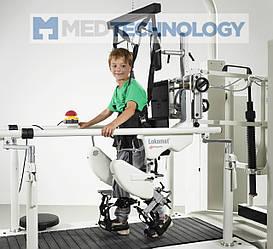 LOKOMAT® PRO PEDIATRIC (Hocoma), Роботизированный реабилитационный комплекс для восстановления походки у детей