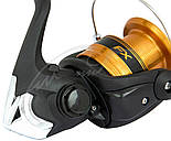Катушка Shimano FX 4000 FC 2+1BB, фото 4