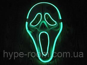 Светодиодная LED маска, светящийся маска