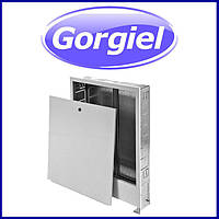 Шкаф коллекторный встраиваемый GORGIEL-00 (335х575х110мм)