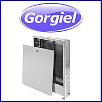 Шкаф коллекторный встраиваемый GORGIEL-01 (435х575х110мм)