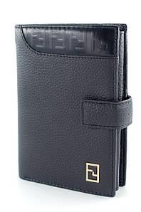 Мужской кошелек из натуральной кожи FD79-936A