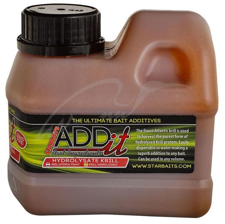 Ліквід Starbaits Add'it Liquid Hydrolysat Krill 500ml