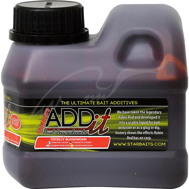 Ліквід Starbaits Add'it Liquid Bloodworm 500ml