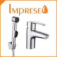Набор для биде HORAK IMPRESE 05170BT (смеситель+душ+шланг)