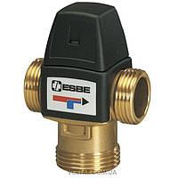"""Термостатический смесительный клапан 1"""" ESBE (VTA322) 20-43°C"""