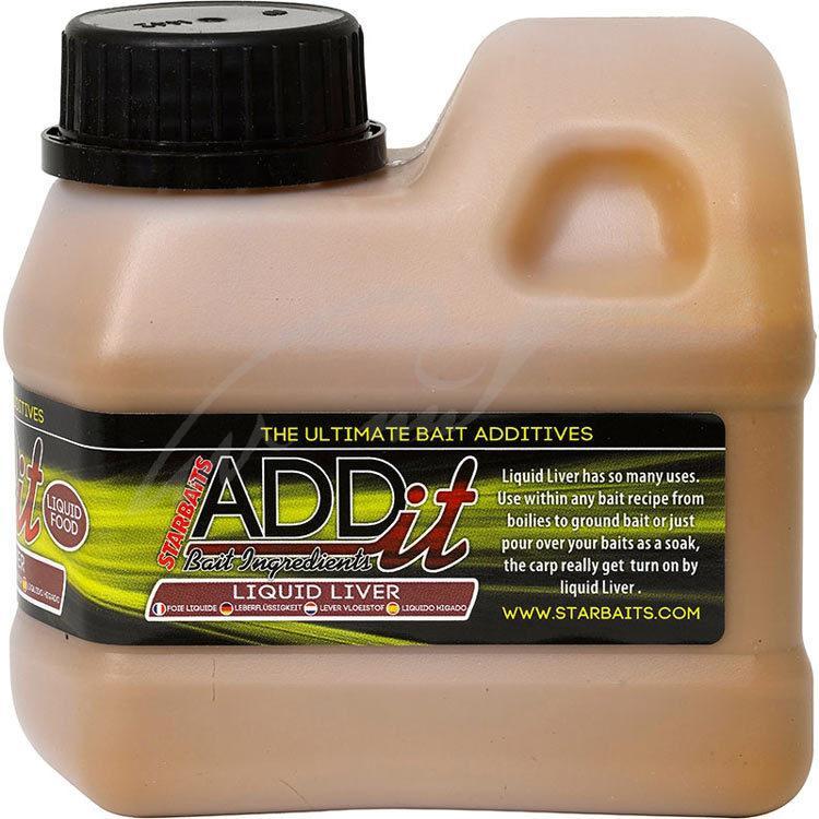 Ліквід Starbaits Add'it Liquid Lievr 500ml