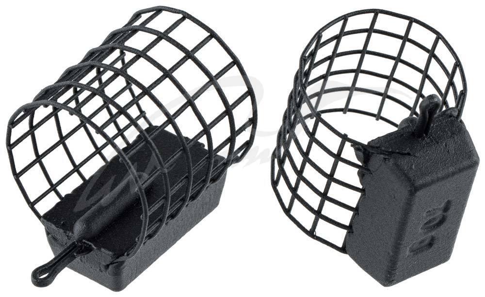 Кормушка Brain фидерная L крашенная (ц.:черный) 30 гр