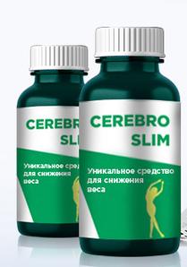 Уникальное средство для снижения веса Cerebro Slim (Церебро Слим)