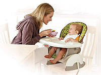 Зачем нужен стульчик для кормления ребенка?