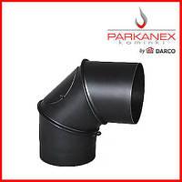 Колено для дымохода универсальное Parkanex 130мм