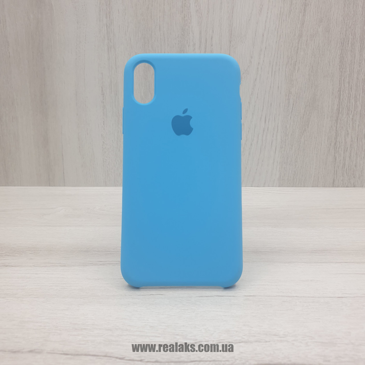 Чохол Silicone Case для Apple iPhone X / Xs blue